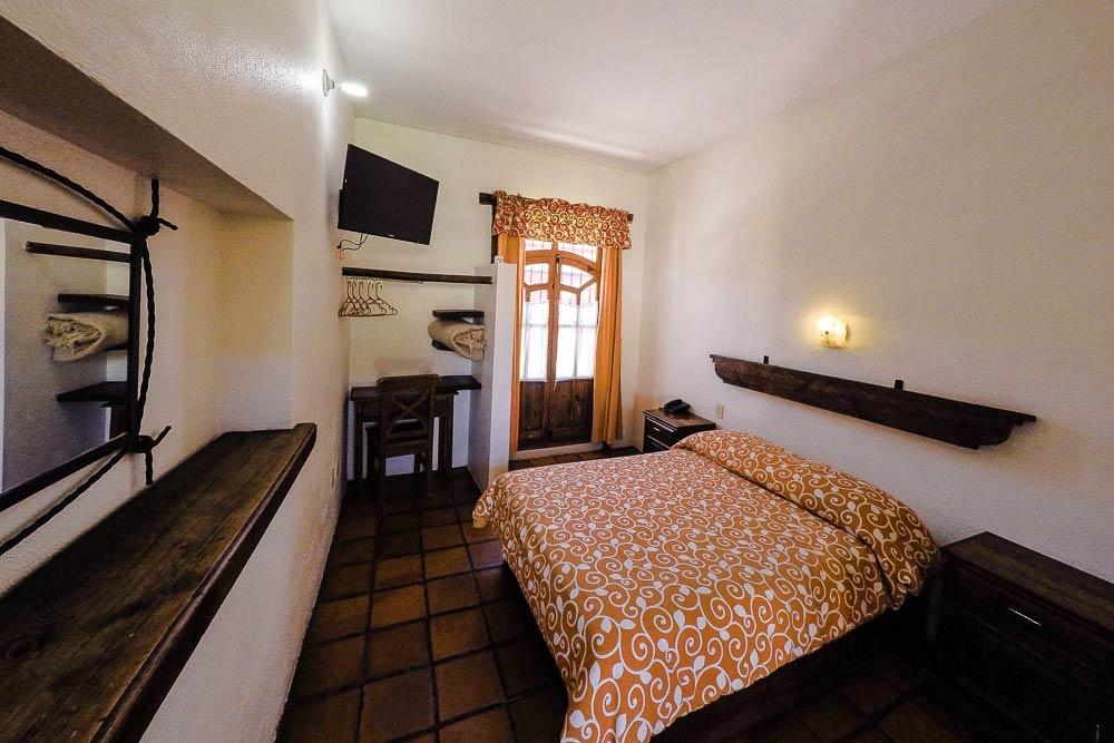 Habitación-Sencilla-Hotel-Posada-Don-Ramón