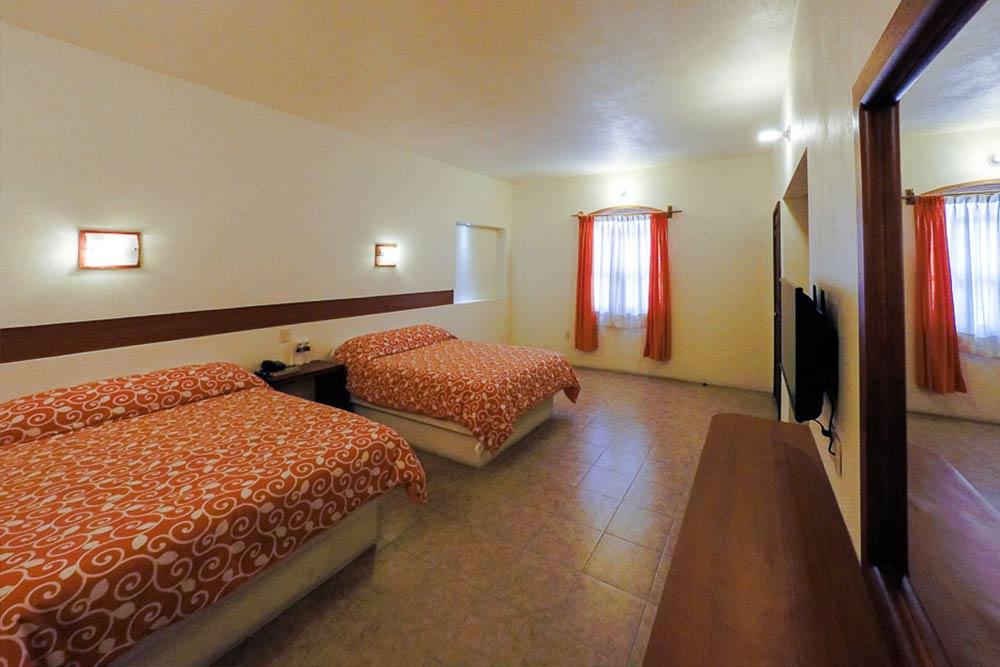Habitación_Doble_Hotel_Posada_Don_Ramon